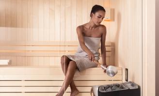 Hoe neem je een saunabad?