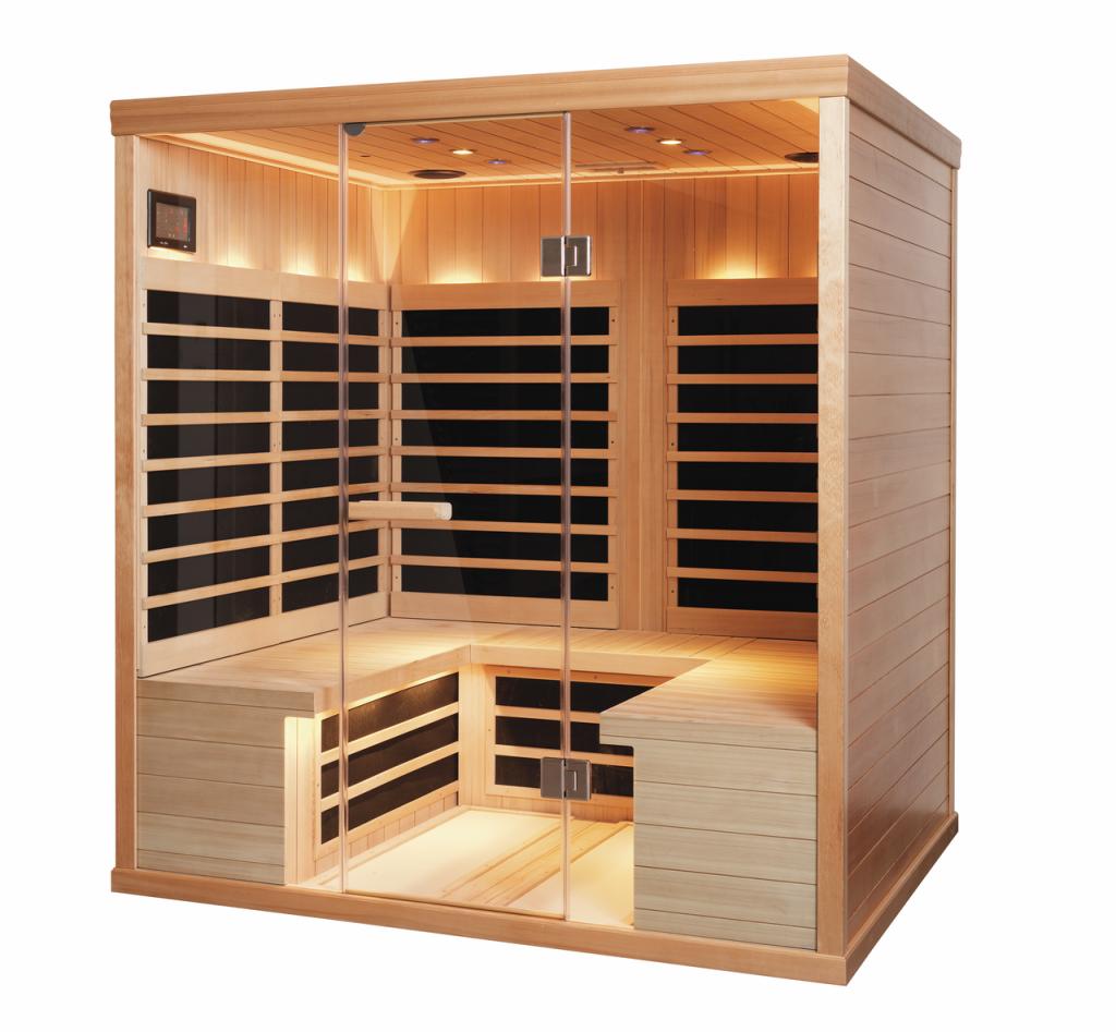 Sauna-residence