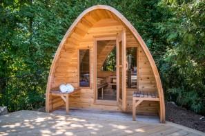 Staycation avec sauna : des vacances de luxe dans votre jardin wellness