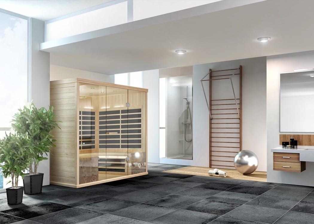 Sun-S-residence-infrared-room